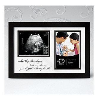 Prinz New Addition Sonogram Picture Frame