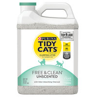 Tidy Cats Lightweight Free And Clean™ Unscented Cat Litter