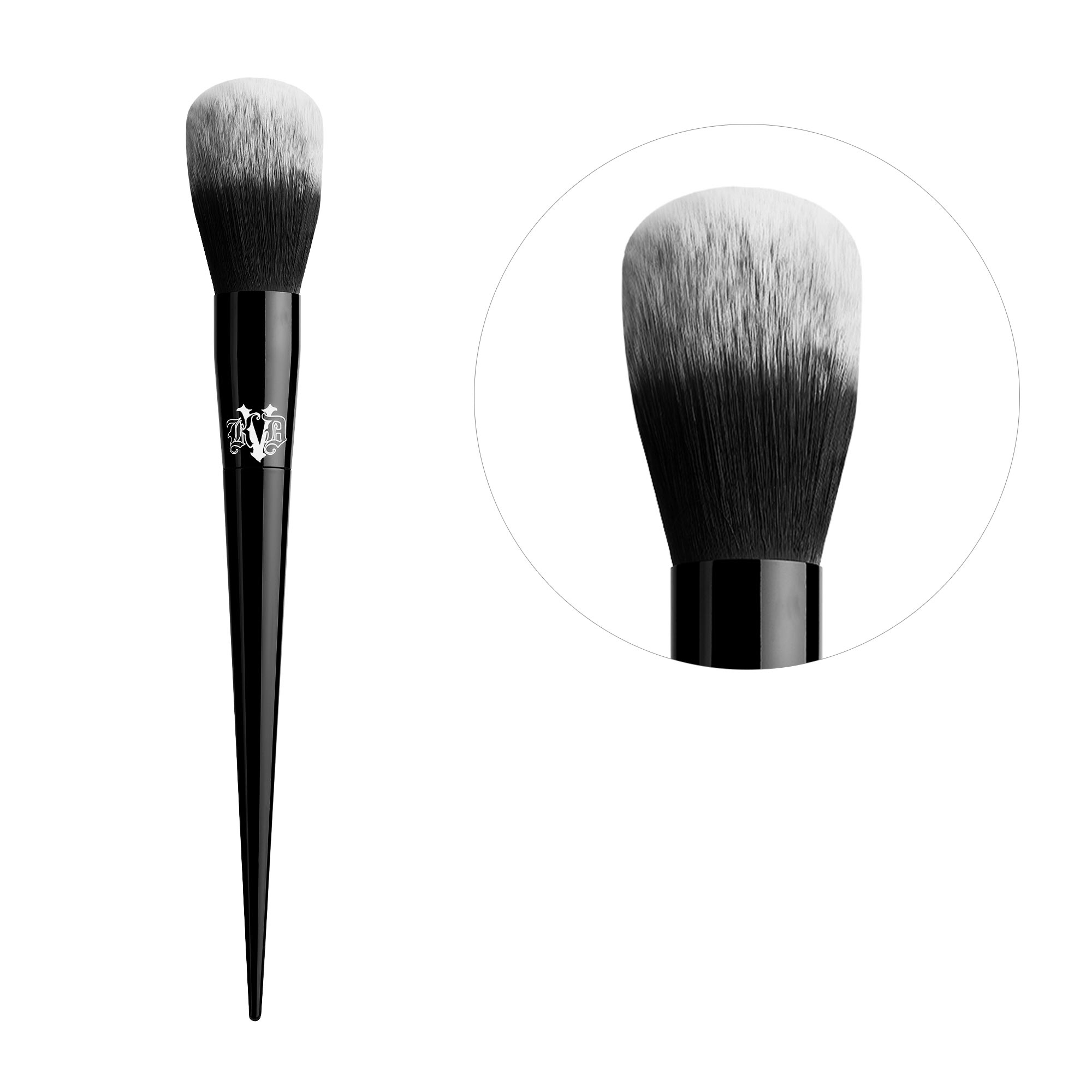 KVD Vegan Beauty Lock-It Setting Powder Brush #20