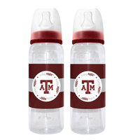 Baby Fanatic Texas A and M University Aggies 2 Pack Baby Bottle