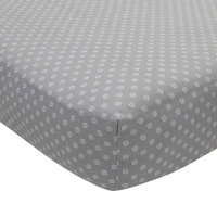 Lambs & Ivy Elias Fitted Crib Sheet