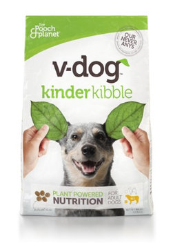 V-Dog Vegan Kibble Dry Dog Food 30 lb