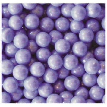 Candymachines Gumballs By The Pound - 5 Pound Bag of Shimmer Pearl Lavender