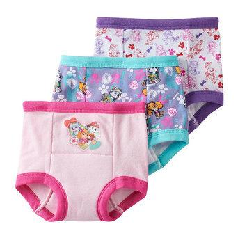 Toddler Girl Paw Patrol Skye, Everest & Marshall 3pk. Training Pants, Multicolor
