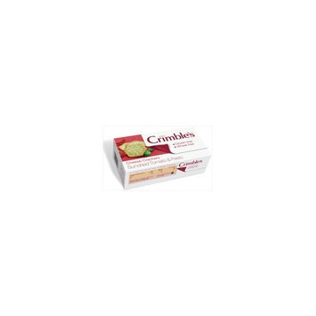 Mrs Crimble's Cheese Crackers Tomato and Pesto 125 g