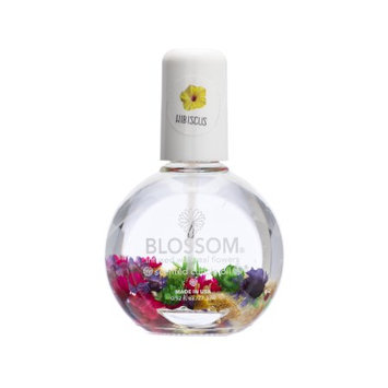 Blossom Floral Scented Cuticle Oil, Hibiscus, 1.0 Fl Oz