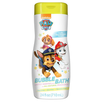 Nelsonic Ind/berger Paw Patrol Extra Gentle Bubble Bath - 24oz