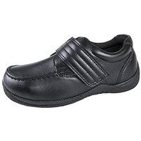 Lora Dora Boys Slip On School Shoes
