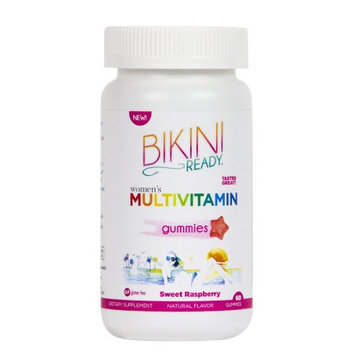 Bikini Ready Women's Multivitamin Gummies, 60 Ct