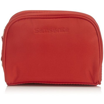 Samsonite Toiletry Bag Move Cosmetic Cases Make-Up Pouch, Large, Poppy Red 56080 1710