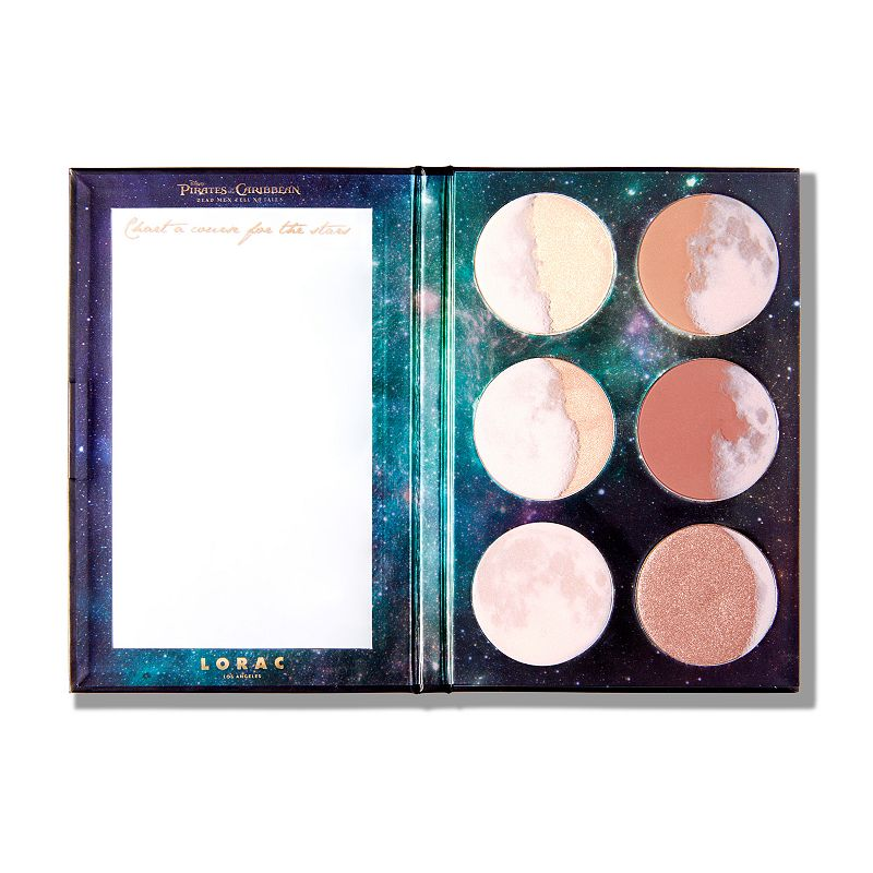 Disney's Pirates of the Caribbean Cheek Palette