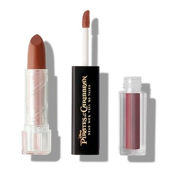 Disney's Pirates of the Caribbean Dual Ended Lip Gloss & Lipstick