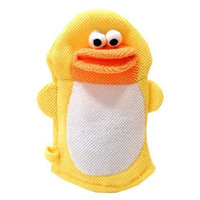 Bath Buddy Animal Wash Mitt Puppet