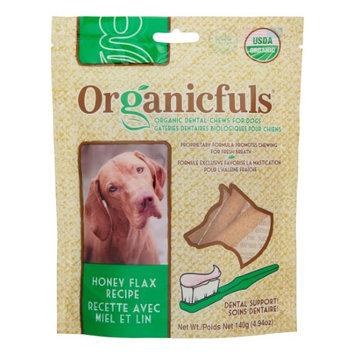Organicfuls Honey Flax Recipe Organic Dental Chews For Dogs