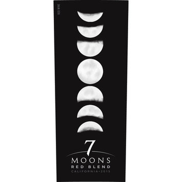 7 Moons Red Wine Blend, 750 mL