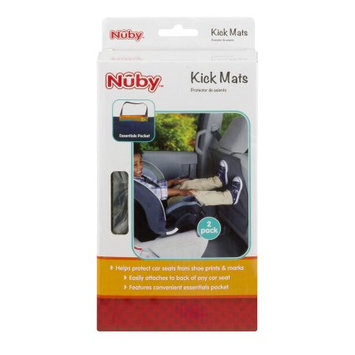 His Juveniles Nuby Kick Mats, 2-Pack