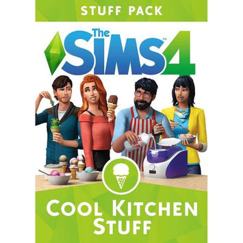 Electronic Arts 1028375 The Sims 4 Cool Kitchen Stuff Pack. Whip Up Some Fun With The All