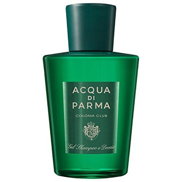 Acqua di Parma Colonia Club Shower Gel 200ml (PACK OF 2)