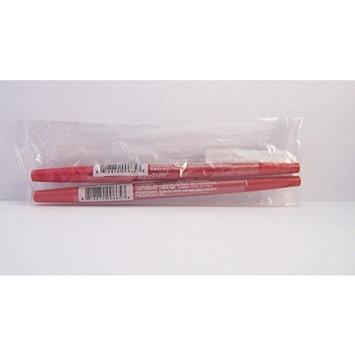(Pack of 2) - Styli-style Twist & sharp lip liner, 002 Marachino Cherry - 0.009 Oz/0.25g : Beauty