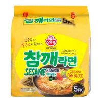 OTTOGI Sesame Flavor Ramen 5Pcs