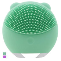 SEXBAY Silicone Sonic Facial Cleansing Brush For Men Women Rechargeable Waterproof Powerful Vibration Electric Face Brushes Massager For Cleansing And Exfoliating