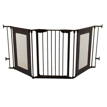 Dreambaby® Denver Adapta Gate with Mesh Panels