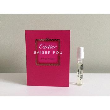 Cartier Baiser Fou Eau de Parfum, .05 oz. Sample Spray Vial