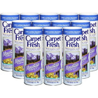 Carpet Fresh 278143 Rug and Room Deodorizer with Baking Soda 14 oz Mountain Essence Fragrance (Pack of 12)
