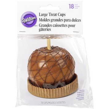 Caramel Apple Large Treat Cups 18/Pkg-