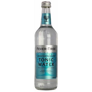 Fever-Tree Mediterranean Tonic Water 500ml (Pack of 4)
