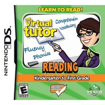 Mentor Interactive, Inc. My Virtual Tutor: Reading - Kindergarten to First Grade