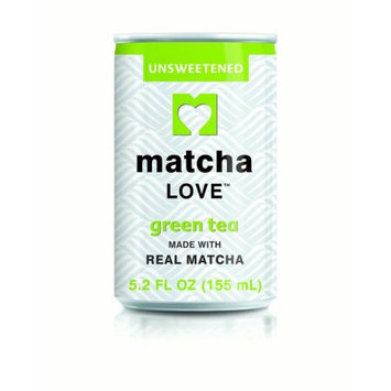 Ito En Matcha Love Green Tea made with Real Matcha - Unsweetened - .