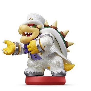 Nintendo Bowser (Wedding Outfit) amiibo Figure, Multi-Colored