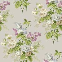 York Wallcoverings Waverly Cottage 33' x 20.5'' Emma's Garden Wallpaper Roll