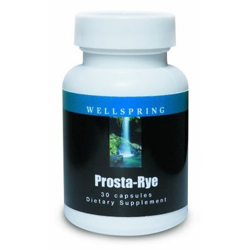 Dietary Supplement 30 Capsules Prosta-rye Experience Nature's Most Powerful Male Health Solution.