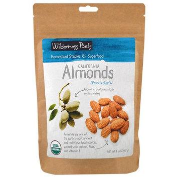 Wilderness Poets, California Almonds, 8 oz (226.8 g)