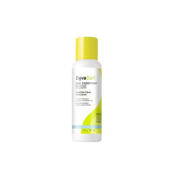 DevaCurl One Condition Delight; Hair Conditioner for Wavy Hair; Gentle for All Hair Types; Sulfate; Paraben and Silicone Free; 3 Ounce