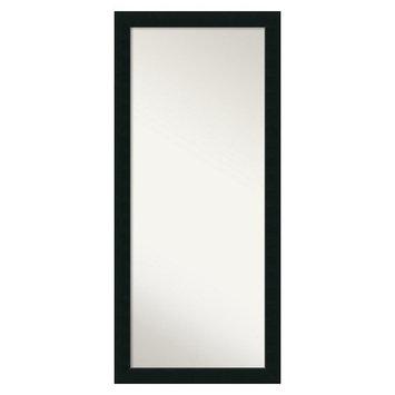 Amanti Art Corvino Framed Floor Mirror