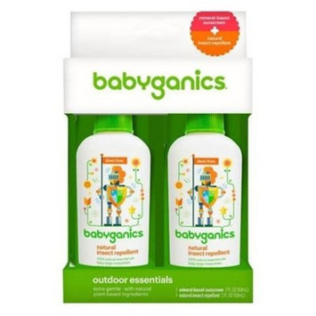 Babyganics Insect Repellent Duo - 4oz