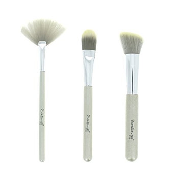 The Crème Shop - Work of Art - Fan Favorites 3 Piece Brush Set