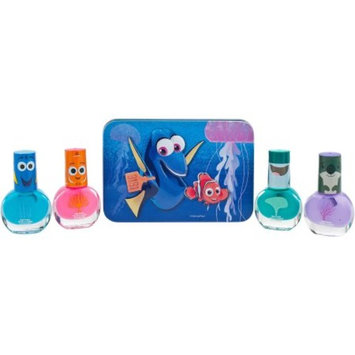 Finding Dory 4 Pack Nail Polish with Tin