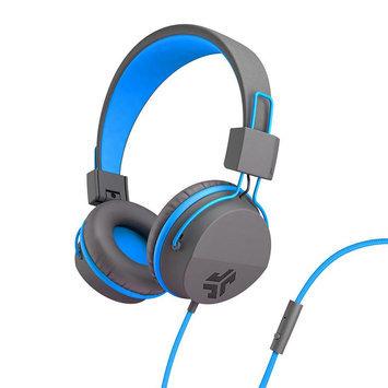 Kids JLab JBuddies Studio Volume Safe Over-Ear Headphones, Blue