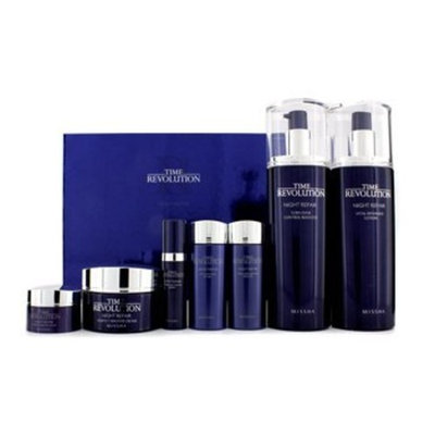 Time Revolution Night Repair Special Gift Set II: Control Booster 130ml & 30ml + Lotion 130ml & 30ml + Cream 50m