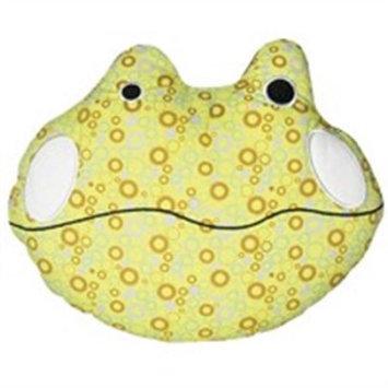 Hagen Dogit Luvz Animal Face Dog Toy Style: Frog