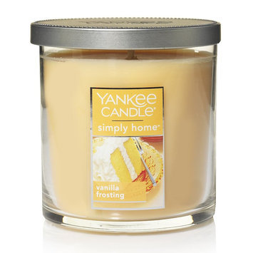 Yankee Candle simply home Vanilla Frosting 7-oz. Candle Jar, Multicolor