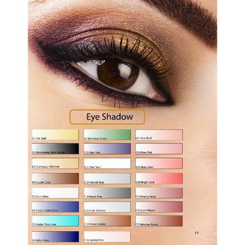 Glam Air Airbrushsh Eye Shadow Colors Water-based 0.25 Fl. Oz. Bottles of Eyeshadow( Choose Your Colors From Menu) (E27- SHIMMER MAUVE)
