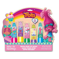 Girls DreamWorks Trolls 5-pk. Jelly Lip Balms, Multicolor