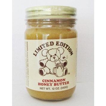 Limited Edition Cinnamon Honey Butter - 12 Ounce