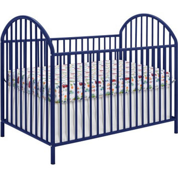 Ameriwood Altra Prism Navy Metal Crib by Cosco