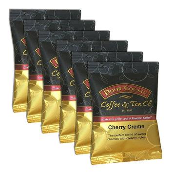 Door County Coffee Cherry Crème Ground Coffee 6-pk, Multicolor